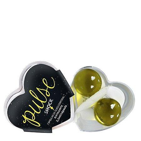 Bolinhas de Óleo Eletrizante - Pulse Shock