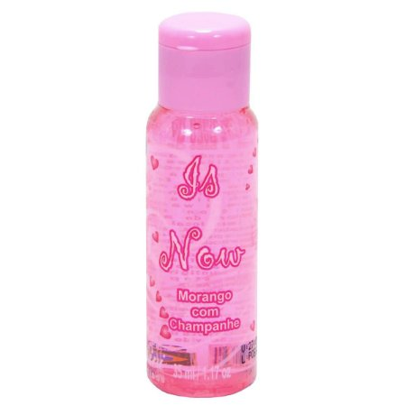 Is Now Morango com Champanhe 35ml Pessini