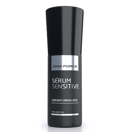 Lubrificante Sérum Sensitive - Prolonga Ejaculação - Man Force