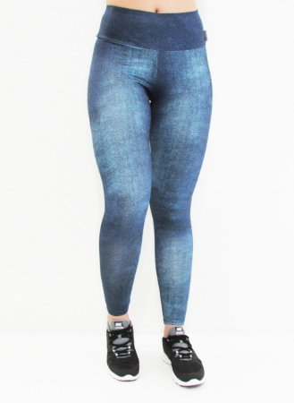 Legging Básica Cirre Jeans