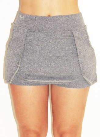 Short-Saia c/ Bolso People Fit - M