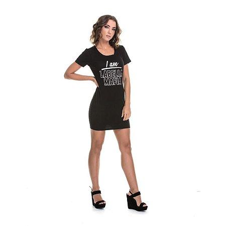 Vestido MVT14864 Preto - LBM
