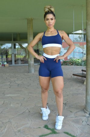 Shorts Suplex Elástico