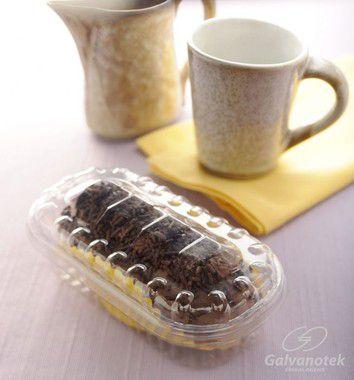 Embalagem multiuso para doces e salgados 200ml - pacote com 10 unidades - G07 - Galvanotek