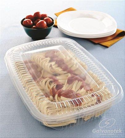 Embalagem Para Freezer E Microondas Galvanotek G 300 - pacote com 10 unidades