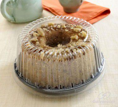 Embalagem para bolo / torta pequena 15 cm com tampa alta - Galvanotek G 35 MA - caixa com 100 Unidades