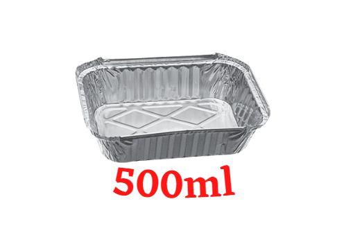 Bandeja caixa com 50 - 500ml - BF50007 - Bricoflex