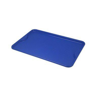 Bandeja plástica unidade - S300 azul - Supercron