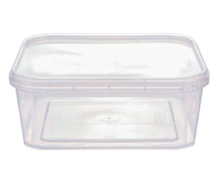 Pote com lacre quadrado caixa com 20 pacotes c/ 10 unidades - Ref 8823 - Prafesta
