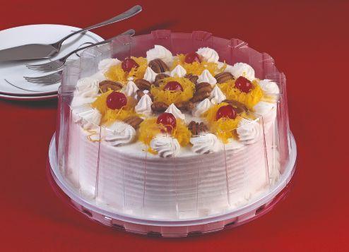 Embalagem branca torta pequena 15kg caixa com 50 - G50 A - Galvanotek