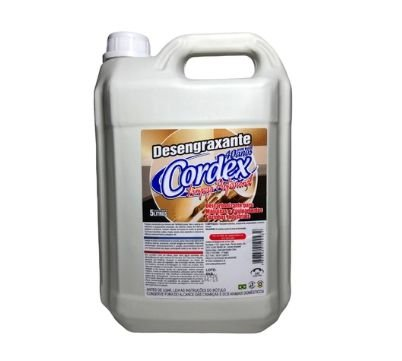 Desengraxante - 5l - Cordex