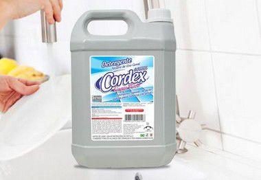 Detergente - 5l - Cordex
