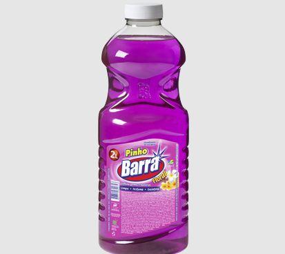 Desinfetante pinho - 2l - Barra