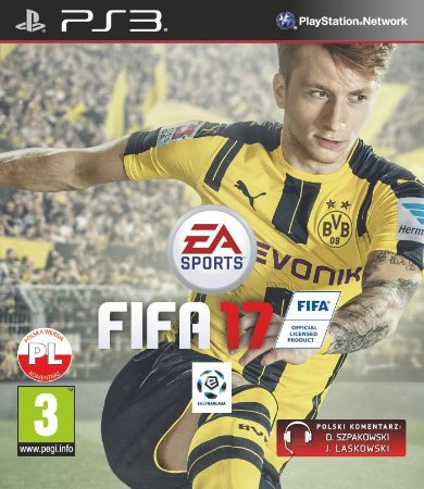 Game FIFA 17 - PS3
