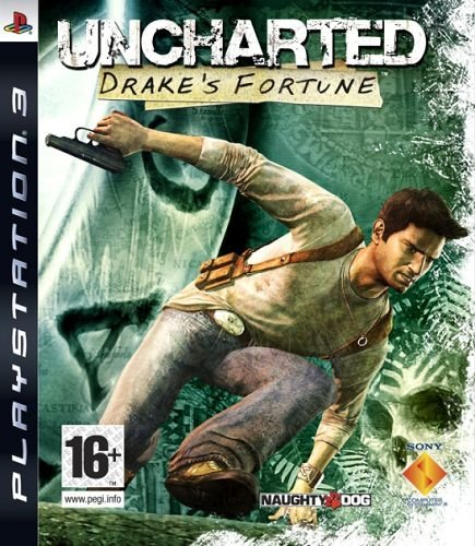 Game Uncharted Drakes Fortune - PS3