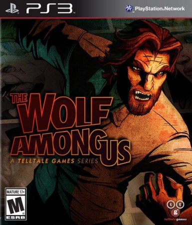 Game The Wolf Among Us: A Telltale Games Series - PS3