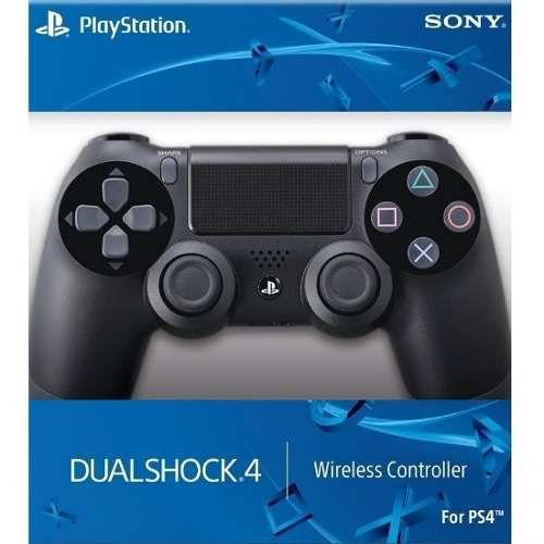 Controle Dualshock 4 - PS4 Cor Preto