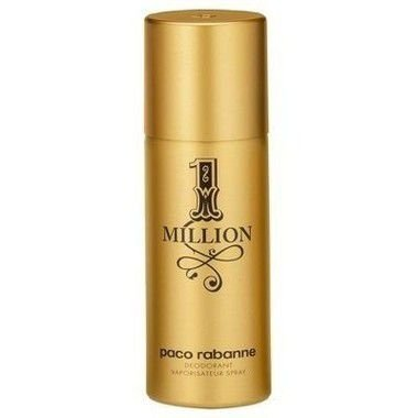 1 Million Desodorante 150 ML Paco Rabanne - Desodorante Spray Masculino