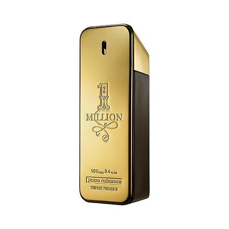 1 Million Eau de Toilette Paco Rabanne 100ml - Perfume Masculino