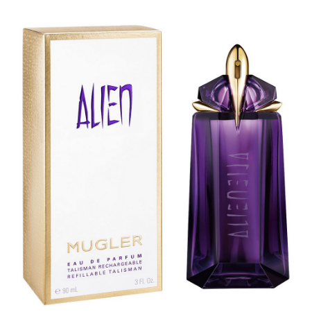 Alien Eau de Parfum Mugler 90ml - Perfume Feminino