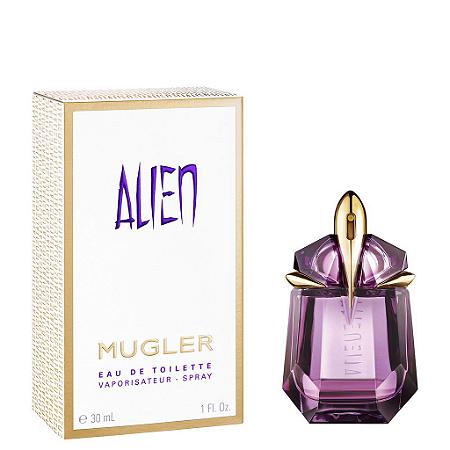 Alien Eau de Toilette Mugler 30ml - Perfume Feminino