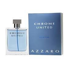 Azzaro Chrome United Eau de Toilette 100ml - Perfume Masculino