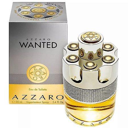 Azzaro Wanted Eau de Toilette 150ml - Perfume Masculino