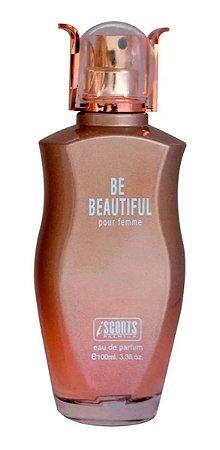 Be Beautiful Eau de Parfum Iscents 100ml - Perfume Feminino