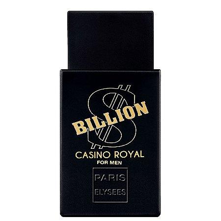 Billion Casino Royal Eau de Toilette Paris Elysees 100ml - Perfume Masculino