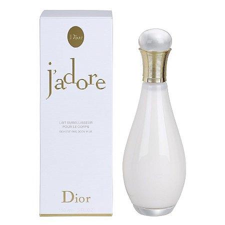 Body Milk J'adore Dior 150ml - Loção Perfumada para o Corpo