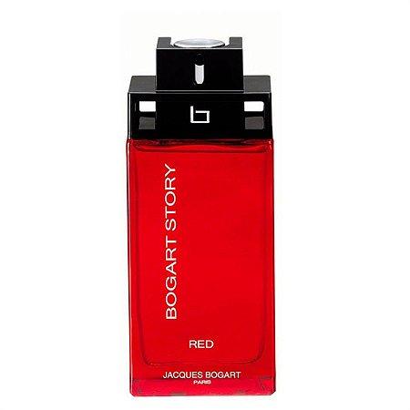 Bogart Story Red Eau de Toilette Jacques Bogart 100ml - Perfume Masculino