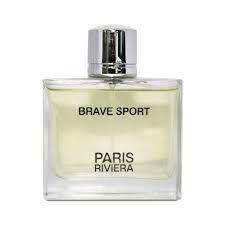 Brave Sport Eau de Toilette Paris Riviera 100ml - Perfume Masculino