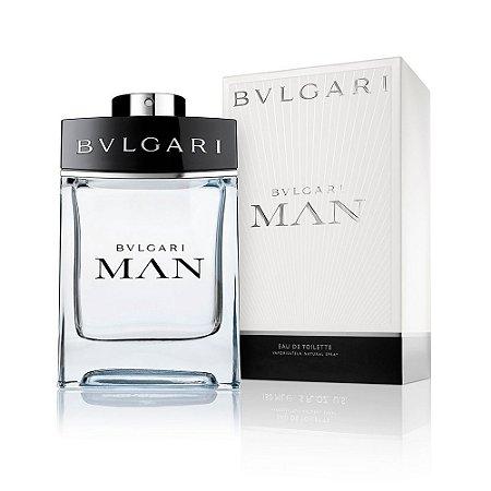 Bvlgari Man Eau de Toilette 60ml - Perfume Masculino