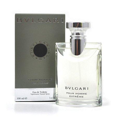 Bvlgari Pour Homme Extreme Eau de Toilette Bvlgari 50ml - Perfume Masculino