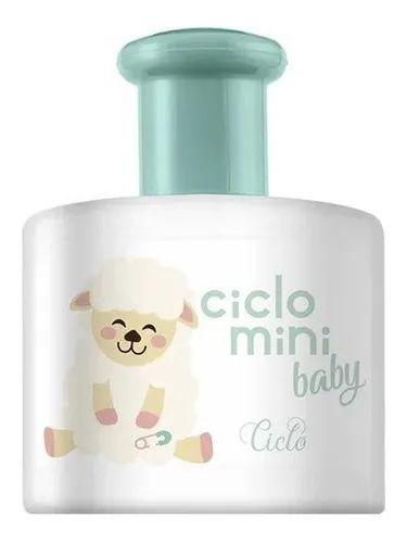 Ciclo Mini Baby Beé Água de Colônia 100ml - Perfume Infantil