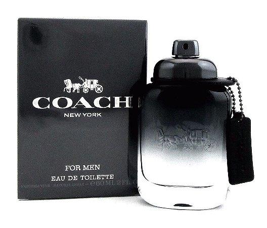 Coach For Men Eau de Toilette 100ml - Perfume Masculino
