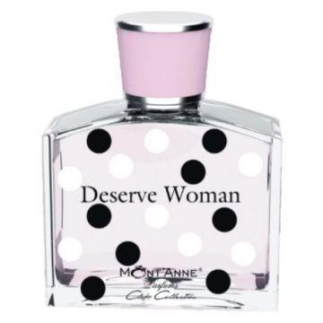 Deserve Woman Eau de Parfum Mont'Anne 100ml - Perfume Feminino
