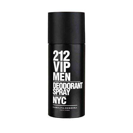 Desodorante 212 VIP Men Carolina Herrera 150ml - Masculino