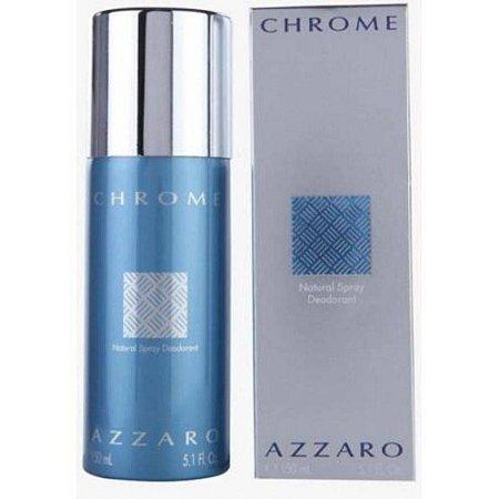 Desodorante Azzaro Chrome 150ml - Masculino