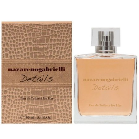 Details for Her Eau de Toilette Nazareno Gabrielli 100ml - Perfume Feminino