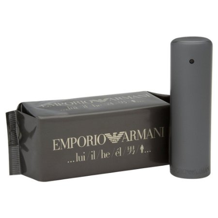 Emporio Armani lui / il / he / él / Giorgio Armani - Perfume Masculino 100ML