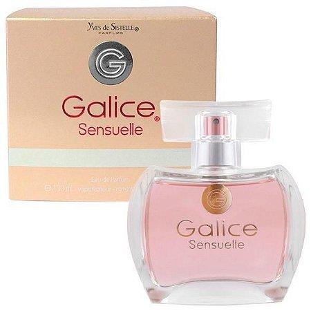 Galice Sensuelle Eau De Parfum Yves De Sistelle 100ml - Perfume Feminino