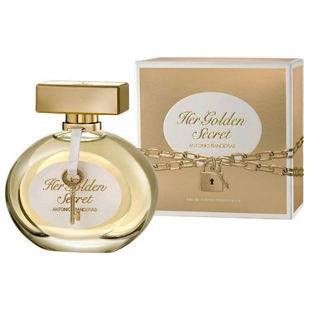 Her Golden Secret Eau de Toilette Antonio Banderas 30ml - Perfume Feminino