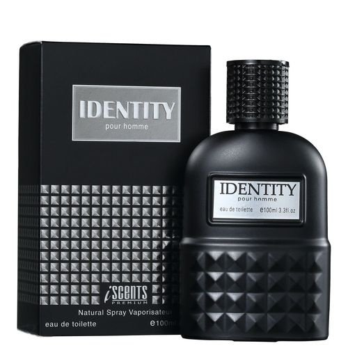 Identity Eau de Toilette Iscents 100ml - Perfume Masculino