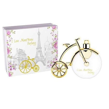I Love Mont'anne Luxe Eau de Parfum 100ml - Perfume Feminino