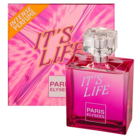 It's Life Paris Elysees Eau de Toilette 100ml - Perfume Feminino