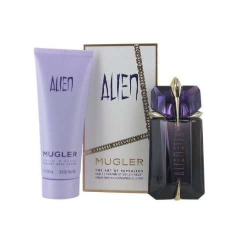 Kit Alien Mugler Eau de Parfum 60ml + Body Lotion 100ml - Feminino