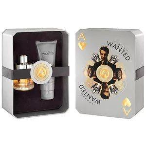 Kit Azzaro Wanted Eau de Toilette 50ML + Gel de Banho 100ML