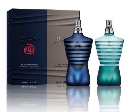 Kit Gaultier Airlines Jean Paul Gaultier 2X40ML - Perfumes Maculinos