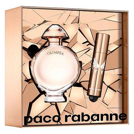 Kit Olympéa Eau de Parfum Paco Rabanne 50ML + Miniatura 10ML